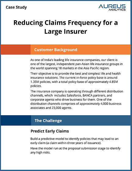 Reducing Claims Frequency for a Large Insurer v2