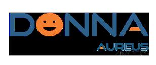 DONNA Powered by Aureus Analytics Transparent Logo