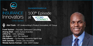 The Insurance Innovators 100th Episode on the InsurTech Panel