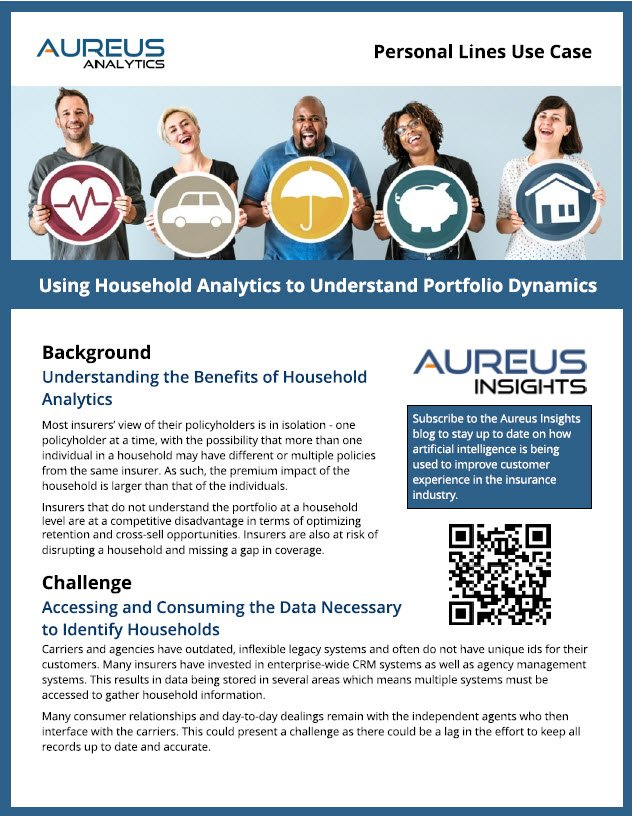 Using Household Analytics to Understand Portfolio Dynamics